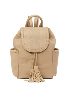 Wind Leather Backpack by Lucky Brand