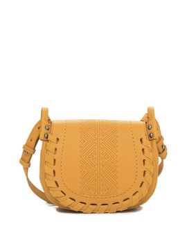 Wind Leather Crossbody Bag by Lucky Brand