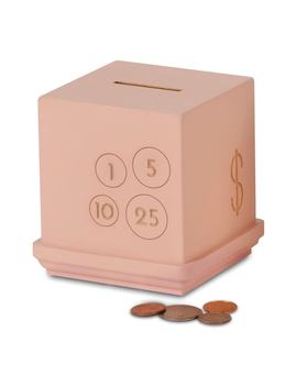 Cents Wooden Bank by Tree By Kerri Lee