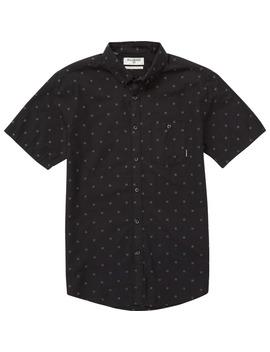 Boys' All Day Jaquard Short Sleeve Shirt by Billabong