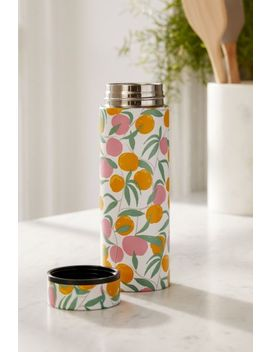 Peach Thermos Cannister by Urban Outfitters