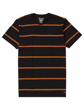 Boys' Die Cut Stripe Short Sleeve Shirt by Billabong