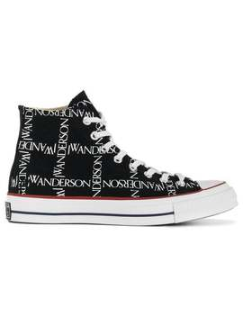 Converse X Jw Anderson All Star '70 Hi Sneakershome Men Converse X Jw Anderson Shoes Hi Tops by Converse X Jw Anderson
