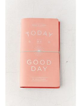 Good Day Multi Tasker Journal by Urban Outfitters