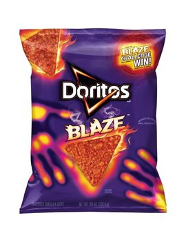 Doritos Blaze Tortilla Chips, 9.75oz by Doritos