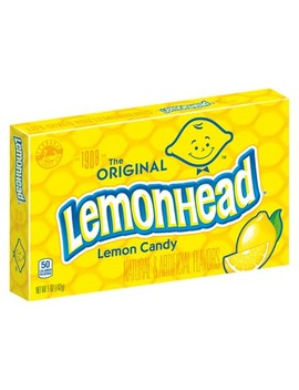 Lemonhead Original Lemon Chewy Candy   5oz by Shop All Lemonhead