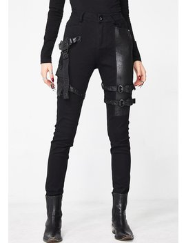 Futuristic Punk Tight Trousers by Punk Rave