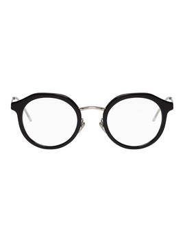 Black 216 Glasses by Dior Homme