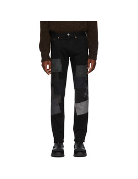 Black Levi's Edition 511 Jeans by Junya Watanabe