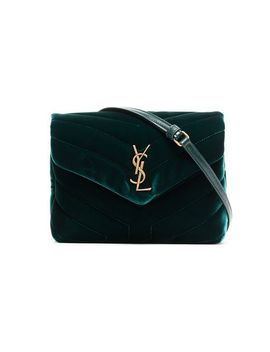 Saint Laurentsmall Loulou Monogram Baghome Women Saint Laurent Bags Shoulder Bags105 G String Sandalshoundstooth Trouserssmall Loulou Monogram Bag by Saint Laurent