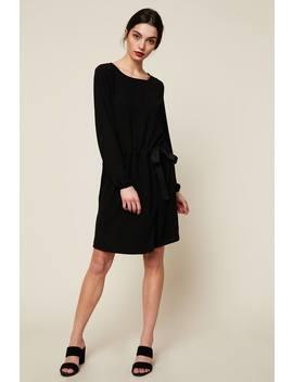 Short Dress   Black by Monshowroom