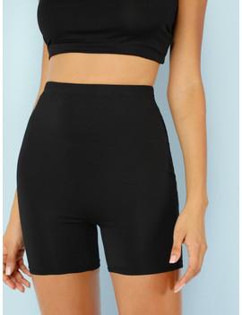 SheinCut And Sew Leggings Shorts by Shein