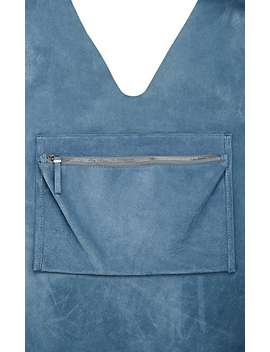 Bindle Suede Shoulder Bag by The Row