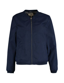 Blue Bomber Jacket by Wrangler