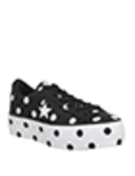 One Star Platforms by Converse