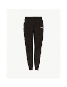 Farmers Market Side Stripe Shell Jogging Bottoms by Guess Jeans Usa