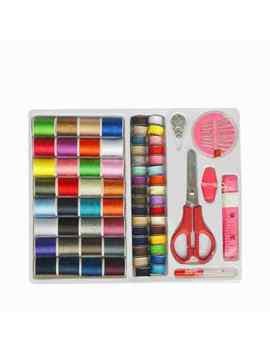 Essential Sewing Tools Kit Needlework Box Set For Domestic Sewing Uk by Ebay Seller