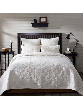 Vhc Farmhouse Bedding   Casey Quilt by Vhc Brands