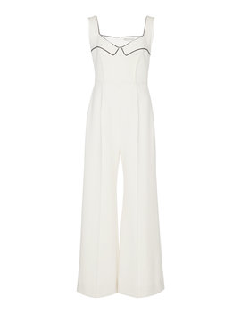 Layla Crepe Jumpsuit by Emilia Wickstead