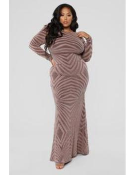 See Me Shine Maxi Dress   Rose by Fashion Nova
