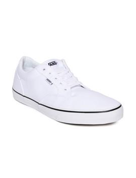 Vans Men White Sneakers by Vans