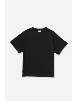 Kyrie Waffle Stripe Short Sleeve Shirt Black           Colin Boardshort   Black              Coen Pop Over Long Sleeve Shirt   Black              Markus Drawstring Pant   Black              Ken Tape Sweat Pant   Cobalt by Saturdays Nyc