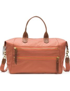 Ivy Nylon Overnight Bag by Frye