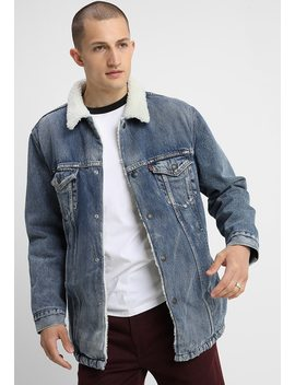 Long Sherpa Trucker   Dongerijakke by Levi's®
