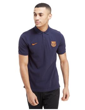 Nike Fc Barcelona Polo Shirt by Nike