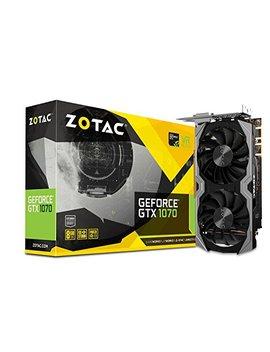 Zotac Ge Force Gtx 1070 8 Gb Mini Zt P10700 G 10 M Three Dp + Hdmi + Dvi Scheda Video Gaming Vr Ready by Zotac