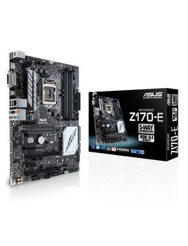 Asus Z170 E Scheda Madre, Nero by Asus