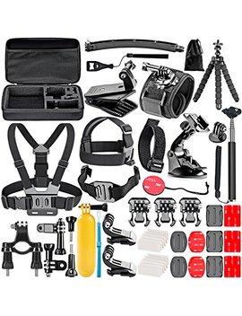 Neewer 10085441, 50in1 Kit Di Accessori Per Fotocamere Sportive by Neewer