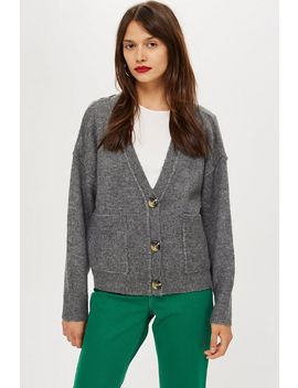 Petite Pocket Cardigan by Topshop