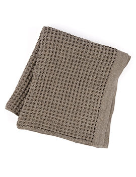 Japanese Waffle Weave Towel by Rejuvenation