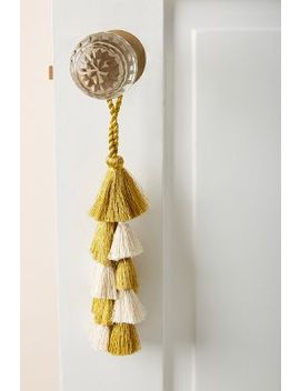 Tasselled Door Decoration by Anthropologie
