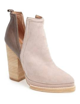 'who's Next' Leather Bootie by Jeffrey Campbell