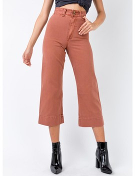 Thrills Belle Pant Rust by Thrills