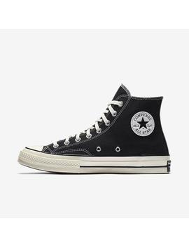 Mens Converse Chuck Taylor All Star 70 High Top Black Egret White 162050 C by Converse