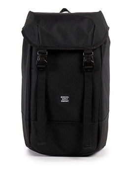 New Herschel Supply Company Iona Multipurpose Backpack, Black Rare by Herschel Supply Co.