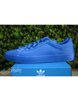 Adidas Originals Stan Smith Adicolor Sz 11.5 Blue S80246 by Adidas