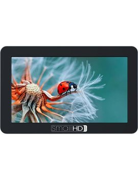 "Small Hd Focus 5"" On Camera Ips Touchscreen Monitor With Daylight Visibility by Small Hd"