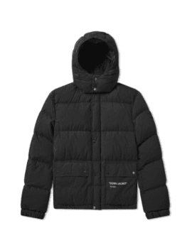 Off White Quote Puffer Jacket by Off White