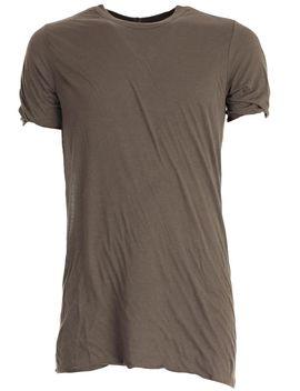 Rick Owens Round Neck T Shirt by Rick Owens