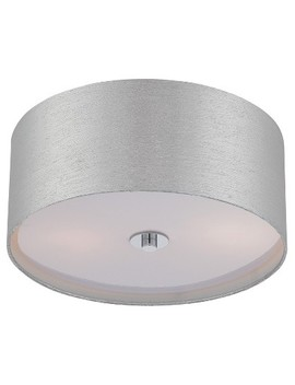 Silvain Flush Mount Wall Lights   Chrome   Lite Source by Shop All Lite Source