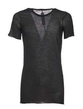 Rick Owens Long Line T Shirt by Rick Owens