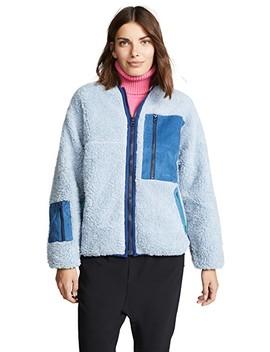 203 Fleece Jacket by Sandy Liang