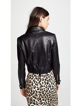 Jack Leather Jacket by Veda