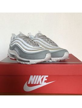 Nike Air Max 97, Uk 7, White/ Light Pumice by Ebay Seller