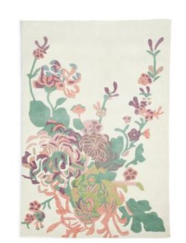 Statement Floral Rug by Marks & Spencer