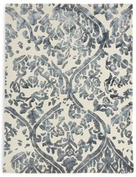 Watercolour Damask Rug by Marks & Spencer
